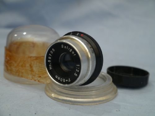 ' 50mm ' Soligor  F3.5 50MM Enlarging Lens £9.99